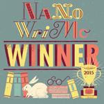 NaNo15: I did it again